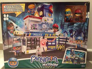 Comisaria Pinypon Action / Coche Rescate