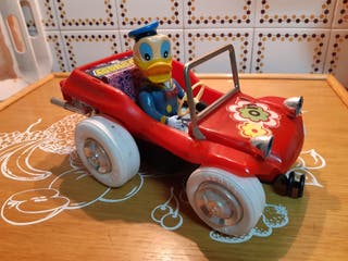 Buggy Disney Donald vintage made in japan