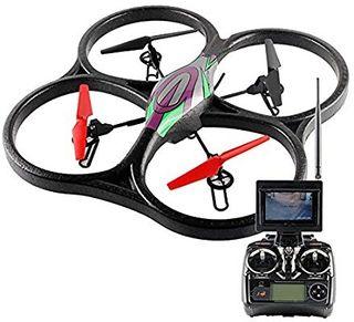 NUEVO DRON FPV 5.8GHZ MONITOR GIGANTE 60X60