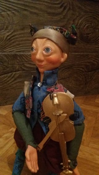 Marioneta de Decoracion