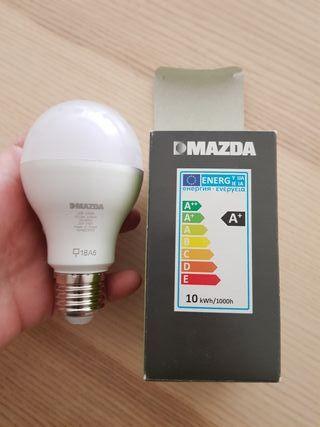 Bombilla LED Mazda E-27 14W 6500K nueva