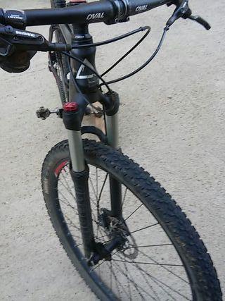 """bicicleta fuji de carbono. 29"""""""