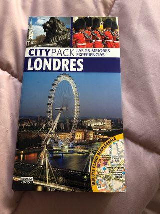 Guía Londres con mapa