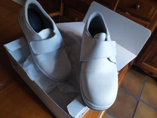 zapatos de trabajo hospital