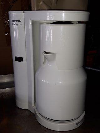 Cafetera de filtro Rowenta