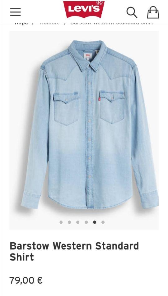 Camisa Levi's de hombre