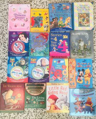 40 libros infantiles en inglés