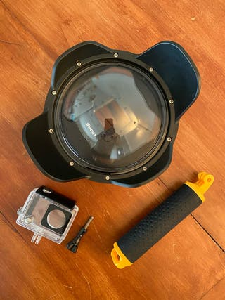 GDome Shoot para GoPro 4 apenas sin uso