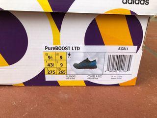Zapatillas running Adidas PureBoost LTD