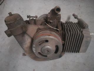 motor de Mobylette