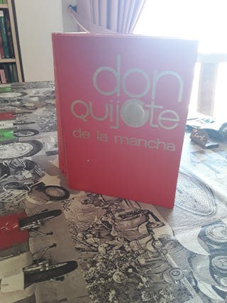 Don Quijote de la Mancha (Colección en comics)