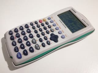 Calculadora casio fx 9750G Plus