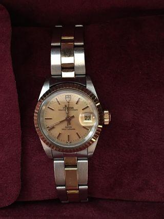 Reloj mujer Rolex Tudor Princess Oystardate