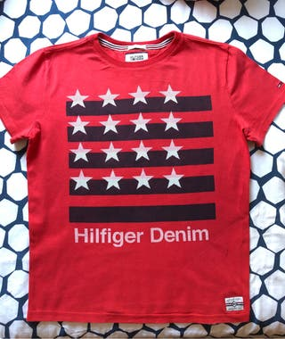 Camiseta Tommy Hilfiger Denim