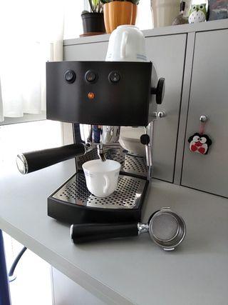 Cafetera express ASCASO