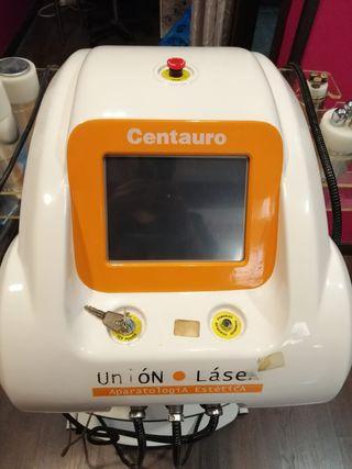 máquina de cavitación y radiofrecuencia Centauro