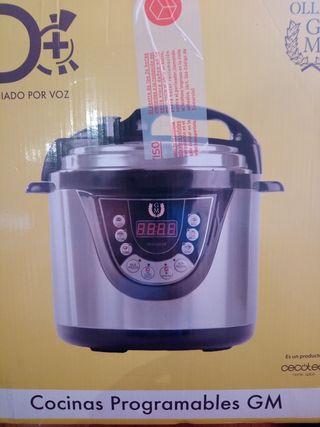 cocina programable GM