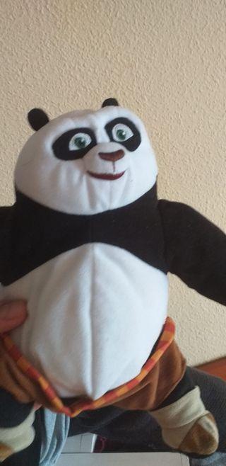 peluche kunfu panda