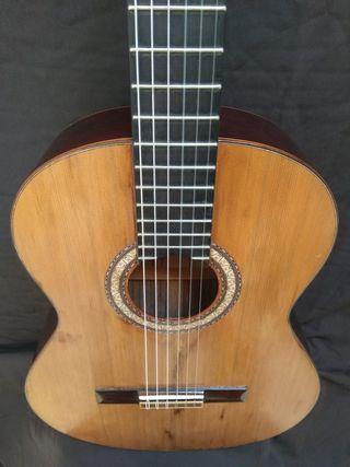 Guitarra clásica Ignacio M.Rozas
