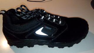 Zapato de seguridad talla 43 cofra workmake