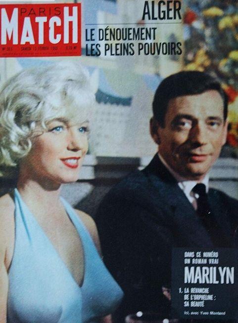 Lot de 185 anciens Paris Match - De 1952 à 1965