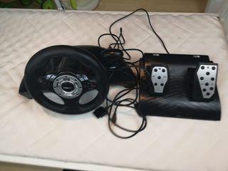 Volant et Pédales pour PS3