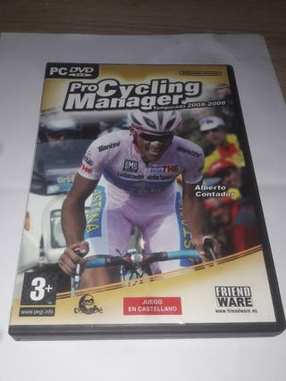 Pro Cycling Manager 2008-2009 PC