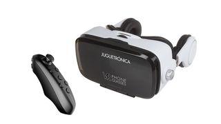VR PHONE GLASSES + MANDO BLUETOOTH