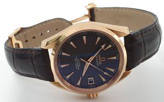 Reloj Omega Seamaster Aqua Terra Oro Rosa