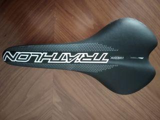 sillín bicicleta Triatlon