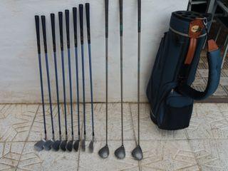 set palos de golf mujer o juvenil mizuno