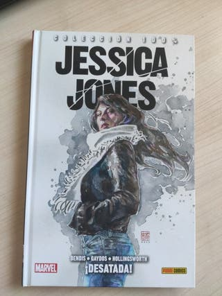 Jessica Jones Desatada