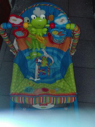 Hamaca, mecedora,silla bebé