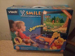 V-smile. Videoconsola para niños