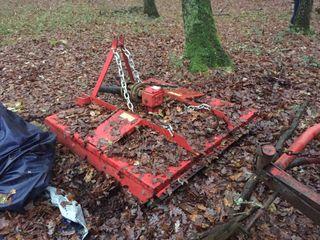 Desbrozdora de tractor