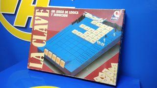 Juego de Mesa LA CLAVE - CEFA 1988 - Made in Spain