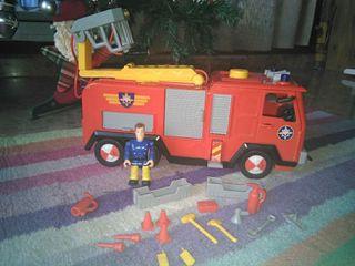 Camión Sam el bombero