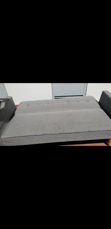Sofá cama de segunda mano por 70 € en Huelva en WALLAPOP