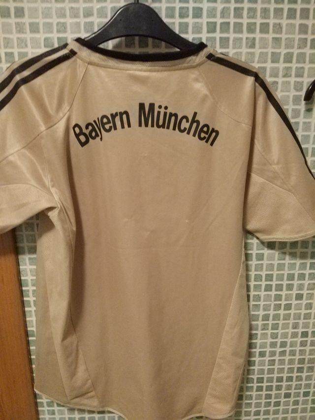 Camiseta Bayer Munich