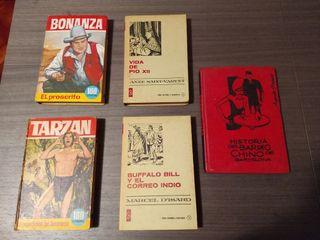 Libros juveniles, infantiles