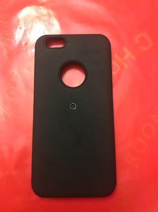 Funda negra Iphone 6