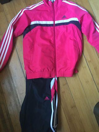 Adidas chandal niña
