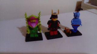 Lego Minifiguras Ninja Go Genio Plant Monster