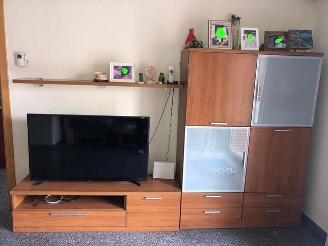 Mueble tv + mueble comedor de segunda mano por 200 € en ...