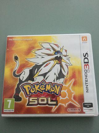 Pokémon sol 3ds