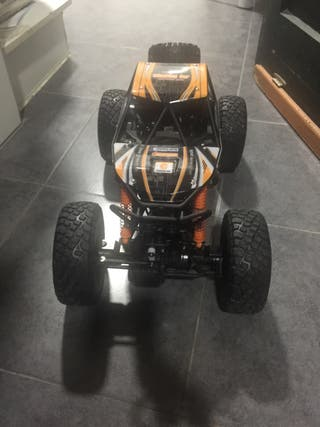 Crawler coche teledirigido