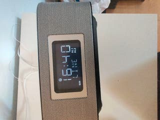base altavoz despertador multimedia iPhone