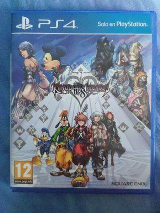 Juego Kingdom Hearts HD 2.8 PS4