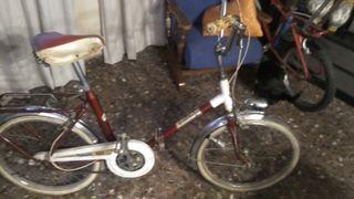 bicicleta antigua marca mobitete gag
