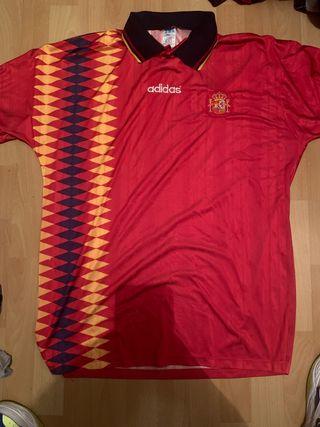 Camiseta España mundial usa94